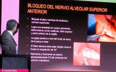 Anestesia en tercio inferior de la cara: La mirada del odontólogo